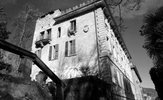 istituto professionale abbandonato