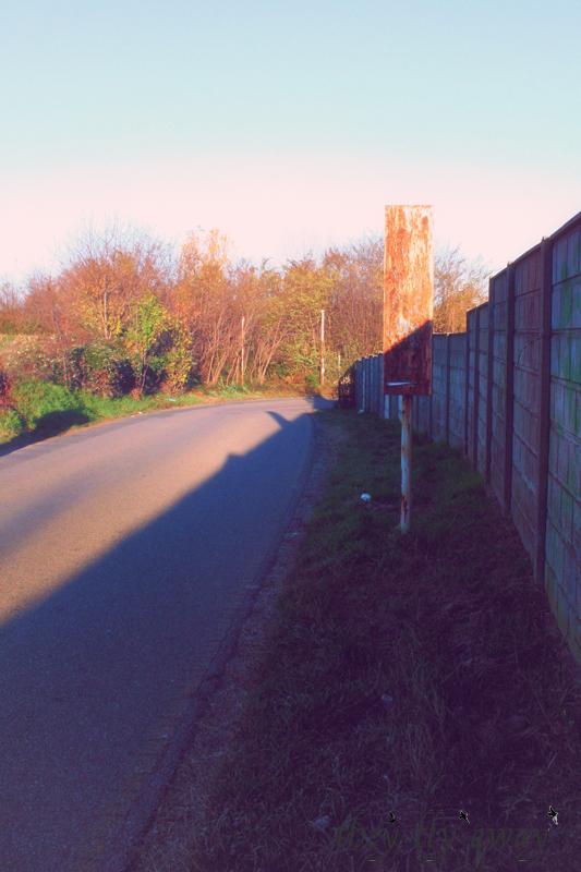 Pannello distanziometrico dei 50 metri