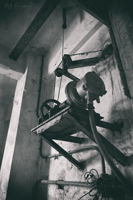 La Torre Idrica Officina del Gas Esplorazione Urbana